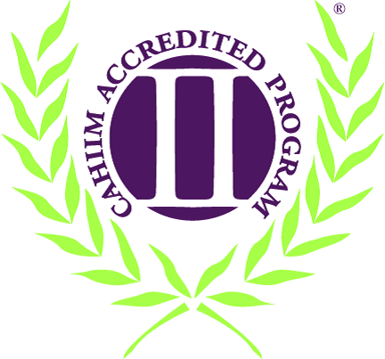 CAHIIM Accredited Program.