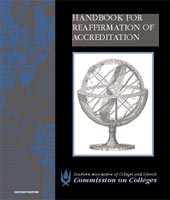Handbook for Reaffirmation of Accreditation textbook