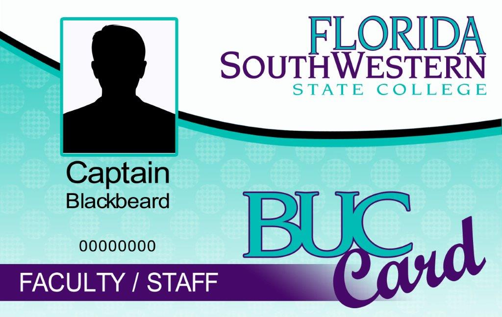 Staff BUC Card