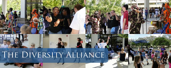 Welcome to the Diversity Alliance
