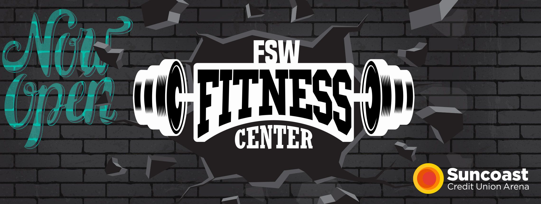 Fitness Center now open!
