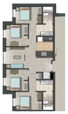 4 bedroom suite