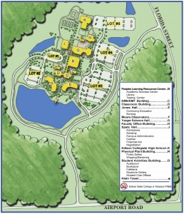 Florida SouthWestern State College Charlotte Campus Map