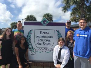 FSWC HS September Students of the Month
