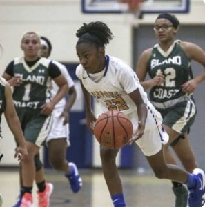 Aryana Hicks Charlotte basketball