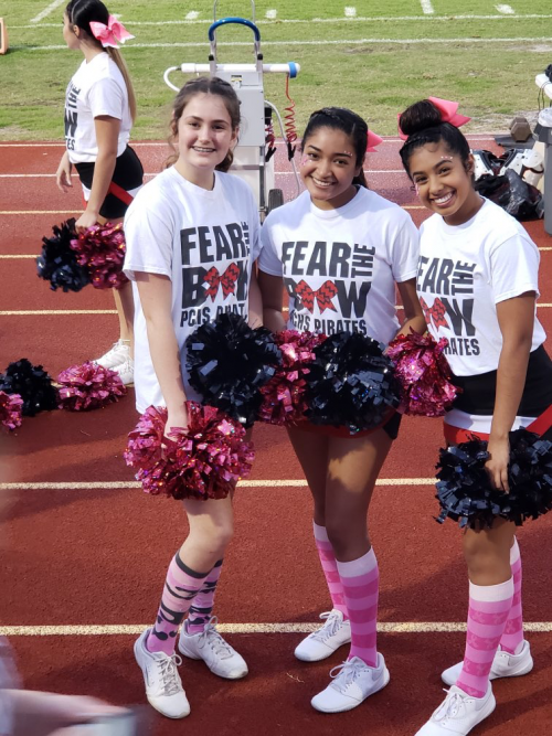Port Charlotte Cheerleaders