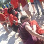 Clash of the classes, Juniors Tug of War