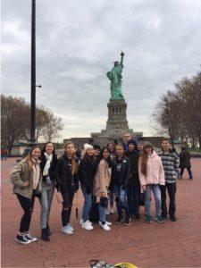 MUN 2019 Statue of Liberty!