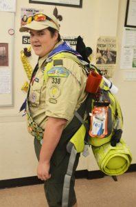 Spirit Day, Explorer Ryan Spong