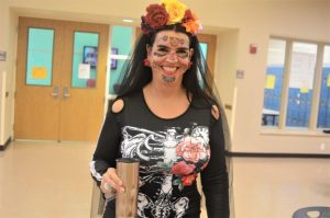Spirit Week, Dawn of the Dead, Ms. Sellers
