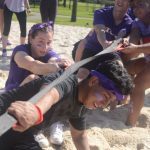 Clash of the Classes, Senior Tug of War