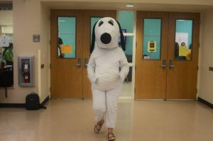 Spirit Week, Character Day Snoopy