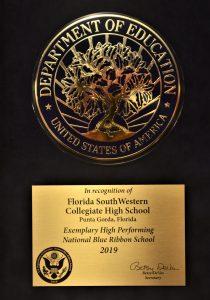 Blue Bell Award