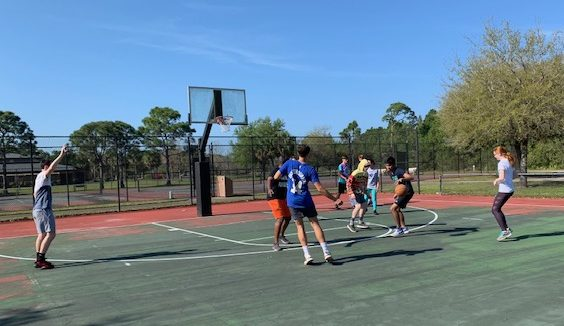 Field Day - Basketball