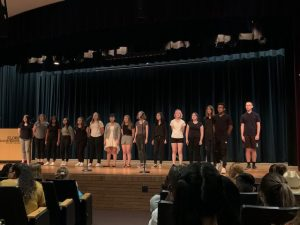 Talent Show 2020 Choir