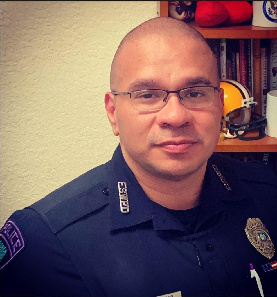 Officer Kristian Frasser
