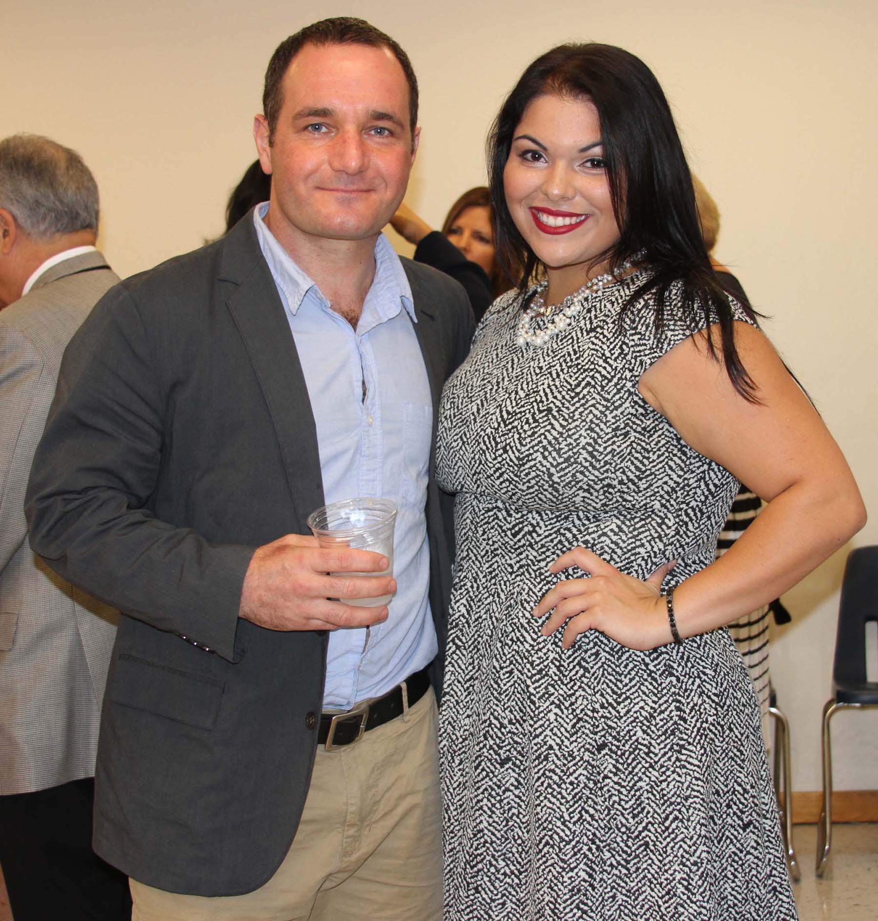 Dr. Christian Parenti, Jenny Sancho