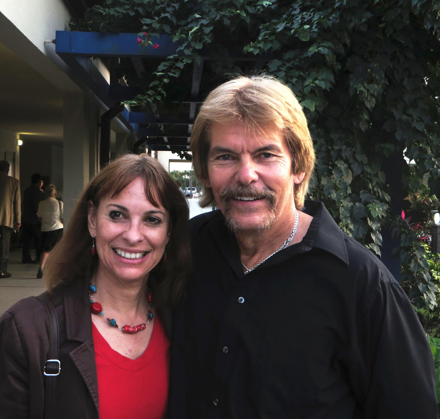 Lisa and Mark McGarity