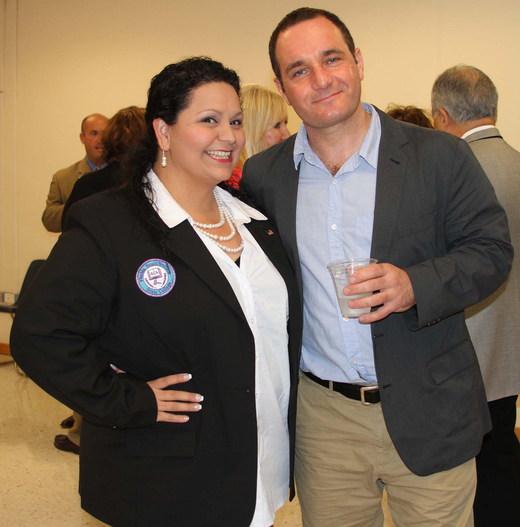 Maria Herrera-Rodriguez, Dr. Christian Parenti
