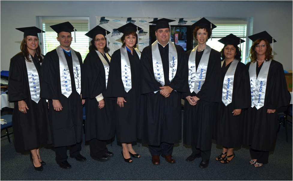 Edison Graduates