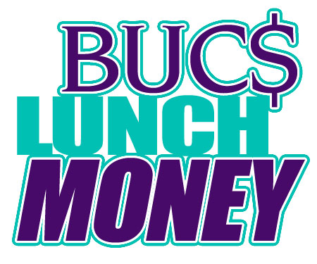 Bucs Lunch Money